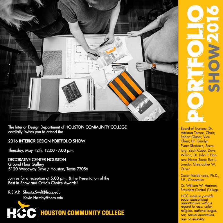 HCC Portfolio Show